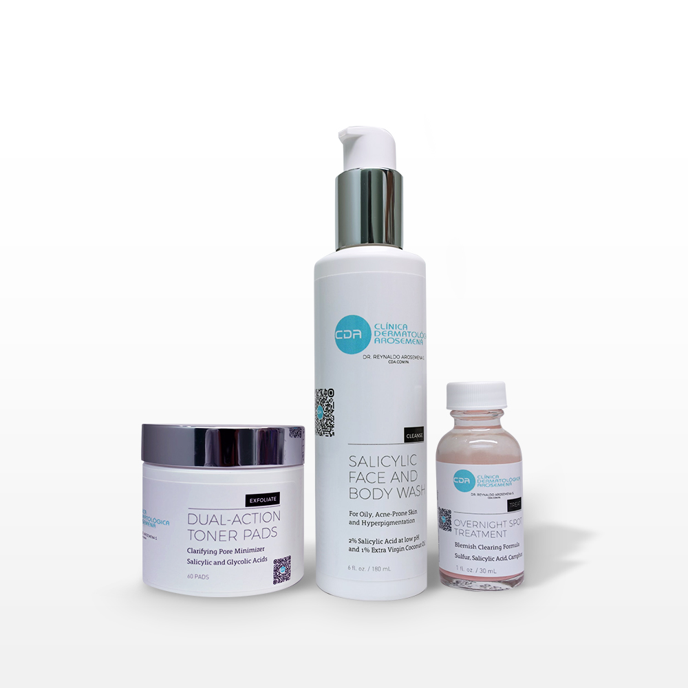 Kit Anti Acne