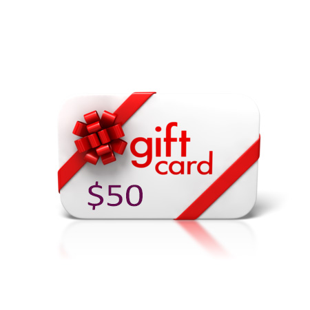 Gift Certificate 50